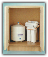 Under-Sink Reverse Osmosis System